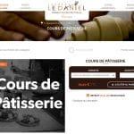 cours de pâtisserie de Laurent Le Daniel