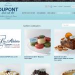Cours de pâtisserie Dupont avec un Thé